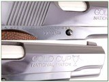 Colt Gold Cup NRA Centennial 45 ACP ANIC - 4 of 4