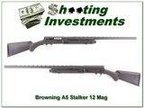 "Browning A5 ""Classic"" Stalker Magnum 12 Gauge 28in VR - 1 of 4"