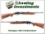 Remington 1100 LT-20 Exc Cond Buck Barrel - 1 of 4