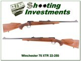 Winchester Model 70 XTR 22-250 collector cond - 1 of 4