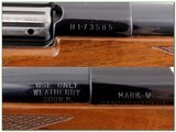Weatherby Mark V Deluxe 300 Wthy Mag - 4 of 4