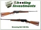 Browning BLR earlier machined steel 308 Win