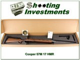 Cooper 57-M 17 HMR 24in heavy stainess ANIB - 1 of 4