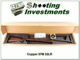 Cooper 57-M 22 LR 24in heavy stainless in box - 1 of 4