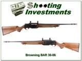 Browning BAR Safari Grade 30-06 BOSS - 1 of 4