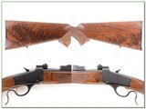 Browning 1885 Low Wall 223 Remington XX Wood! - 2 of 4