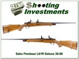 Sako L61R Finnbear Dleuxe 30-06 - 1 of 4