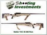 Steller TAC 30 260 Remington Match - 1 of 4