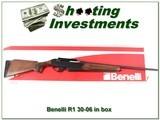 Benelli R1 30-06 ANIB - 1 of 4