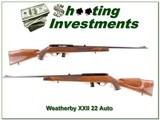 Weatherby Mark XXII 22 Auto - 1 of 4