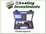 Colt New Agent Lightweight 45 ACP NIC - 1 of 4