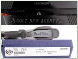 Colt New Agent Lightweight 45 ACP NIC - 4 of 4