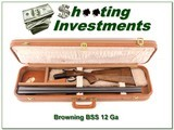 Browning BSS 20 Ga rare 28in unfired in hard case