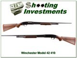 1955 Winchester Model 42 410 26in MODIFIED