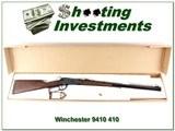 Winchester 9410 410 bore unfired in box