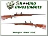 Remington 700 ADL 25-06 Remington - 1 of 4