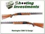 Remington 3200 26in IC and Mod barrel
