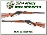 Marlin 336 JM marked Micro Grooved barrel 35 Remington
