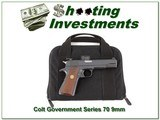 Colt Series 70 Government Model in 9mm/38 Super - 1 of 4