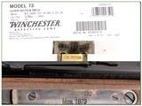 Winchester Model 1873 Short Rifle 357 Mag Case Hardened NIB - 4 of 4