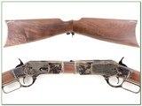 Winchester Model 1873 Short Rifle 357 Mag Case Hardened NIB - 2 of 4