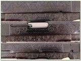 Colt 1903 Auto 32 made in 1920 Engraved in presentation case - 4 of 4