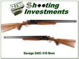 Savage 242 Series C 410 Bore Exc Cond - 1 of 4