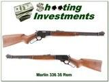 Marlin Model 336 1975 made 35 Remington - 1 of 4