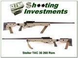 Stiller TAC 30 260 Remington Match