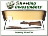 Browning BT-99 12 Ga Walnut 32in NIB