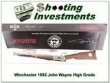 Winchester 1892 John Wayne Commemorative set NIB! - 1 of 4