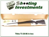 Tikka T3 25-06 ANIB! - 1 of 4