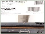 Winchester 1892 John Wayne High Grade 44-40 NIB - 4 of 4