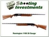 Remington 1100 20 Ga hard to find 28in VR Full