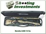 Beretta A400 Xtrema Unico 12 Ga Camo Kick-off ANIC