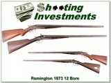 Remington 1873 hammer lifter 10 Bore Grade 4 with parts - 1 of 4