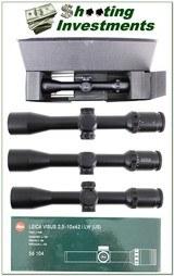 Leica Visus 2.5-10 x 42mm I LW rifle scope ANIB - 1 of 1