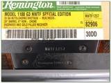 Remington 1100 G3 20 Ga NTWF Wild Turkey ANIB - 4 of 4