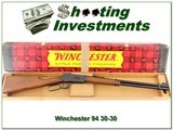 Winchester Model 94 made in 1964 unfired in box! - 1 of 4