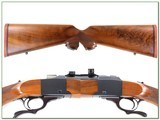 Ruger No.1 Sporter Red Pad 1976 Liberty 270 as NEW! - 2 of 4