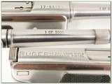 Ruger Mark I 1 of 5000 Bill Ruger Commemorative 22LR As New - 4 of 4