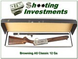 Browning A5 Classic Light 12 Gauge - 1 of 4