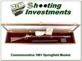 Springfield 1861 Civil War Commemorative Musket #7 of 125