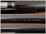 Winchester 70 pre-64 1962 RARE 300 Win Mag NEW CONDITION! - 4 of 4