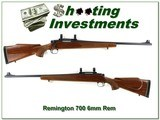 Remington 700 ADL 6mm Remington Collector XX Wood!