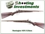 Remington 1875 12 bore Lifter