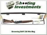 Browning BAR Safari 300 Win Mag NIB!