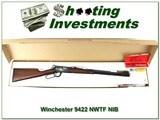 Winchester 9422 NWTF New Haven 22LR NIB!