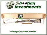Remington 700 SS Rocky Mountain Elk 300 RUM