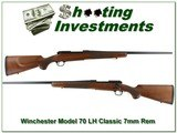 Winchester 70 Classic Sporter Left-Handed 7mm Rem Mag as new - 1 of 4